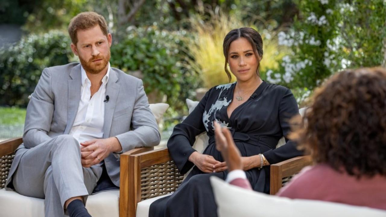 Meghan Markle ve Prens Harry'nin röportajı yayında: