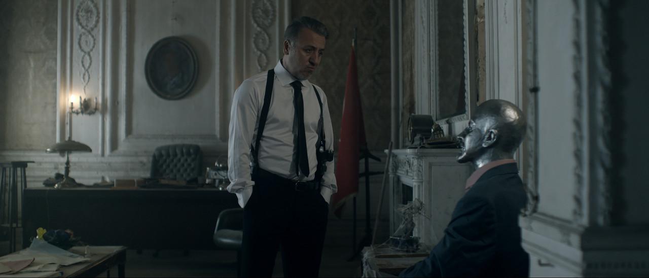Sen Ben Lenin dünya prömiyerini43. Moskova Film Festivali'nde gerçekleştiriyor!