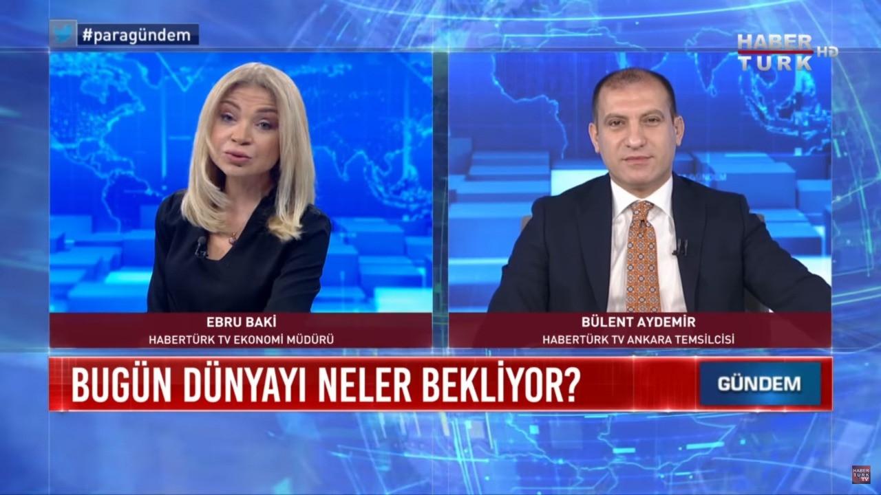 Habertürk TV'de bir flaş gelişme daha! Para Gündem programı yayından mı kaldırıldı?