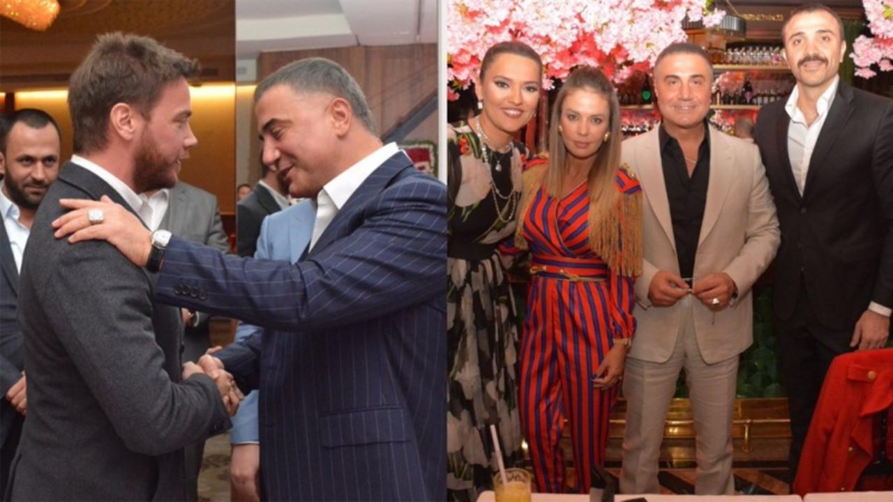 Sedat Peker ile fotoğraflarını paylaşan ünlü isimler, şimdi de silme yarışına girdi!