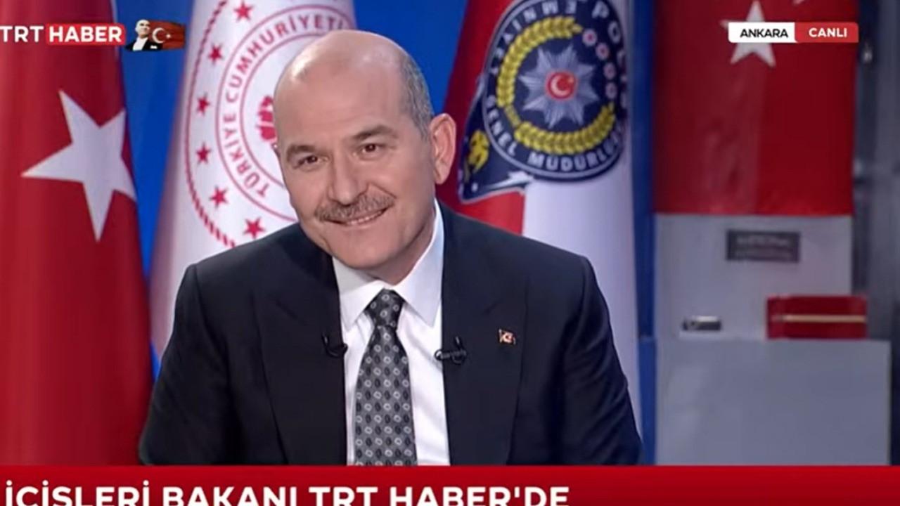 Süleyman Soylu'dan Sedat Peker'e sert sözler: 'Karısının iç çamaşırına sığınan edepsiz'
