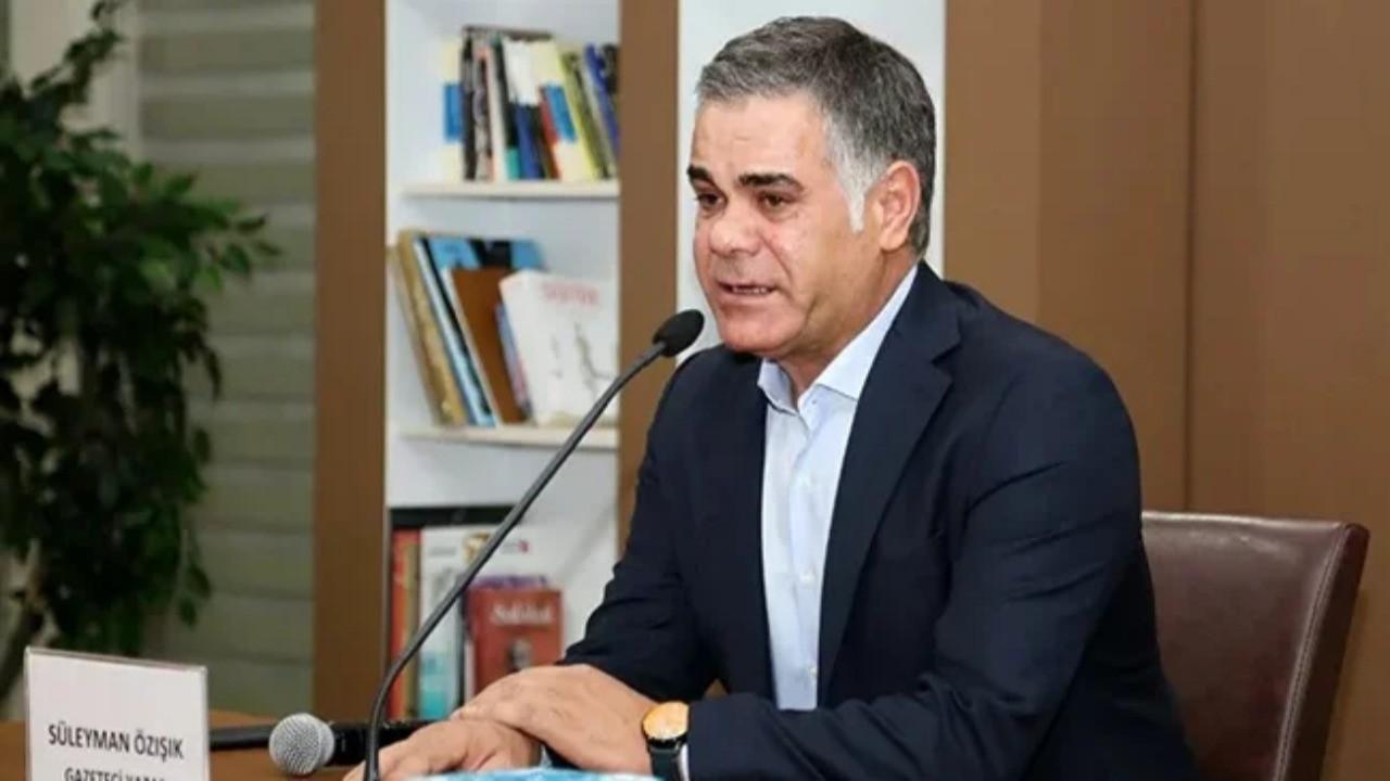 Hadi Özışık'ın kardeşi Süleyman Özışık yazılarına son verdi! 'Gazete yönetiminden müsaade istedim!'