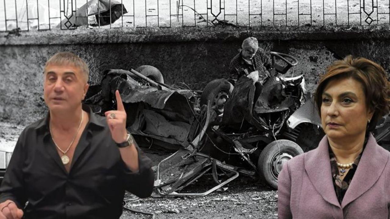 Sedat Peker'in 'Uğur Mumcu suikastı' iddialarına eşinden yanıt!