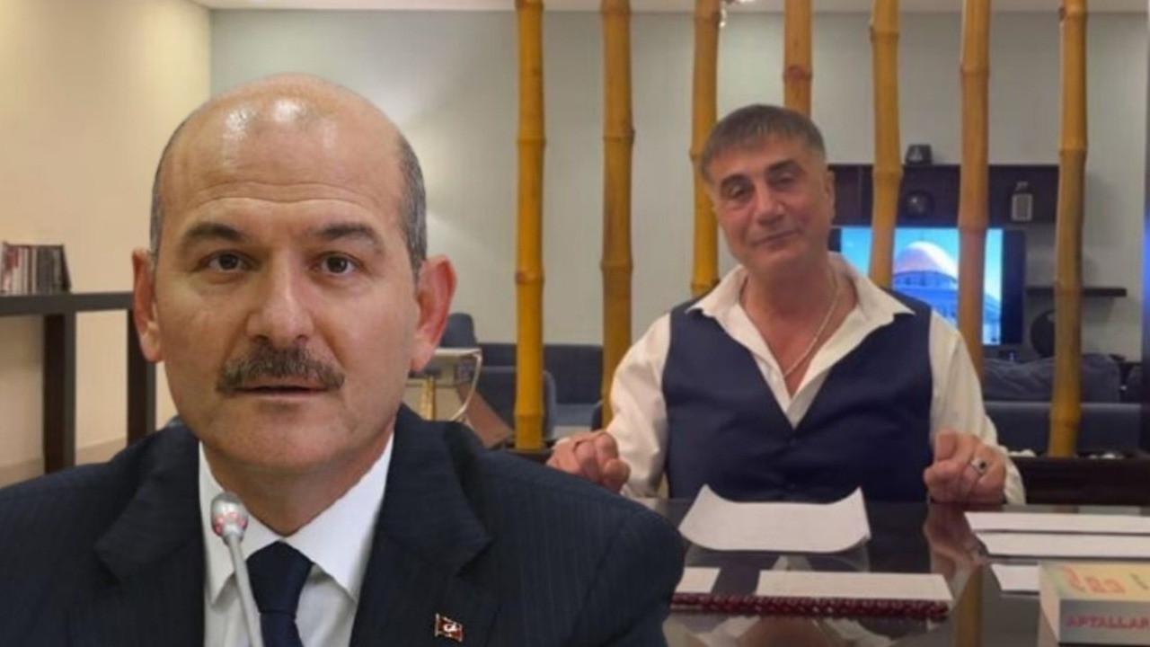 İçişleri Bakanı Süleyman Soylu'dan Sedat Peker açıklaması! 'İstifa edecek misiniz?' sorusuna yanıt verdi