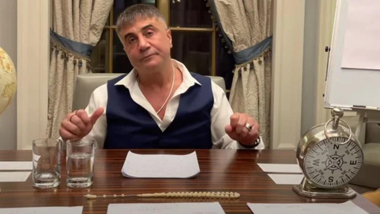 Sedat Peker'den 8'inci video: Bir dahaki videoda baş başa konuşacağız Tayyip Abi, helalleşeceğiz!