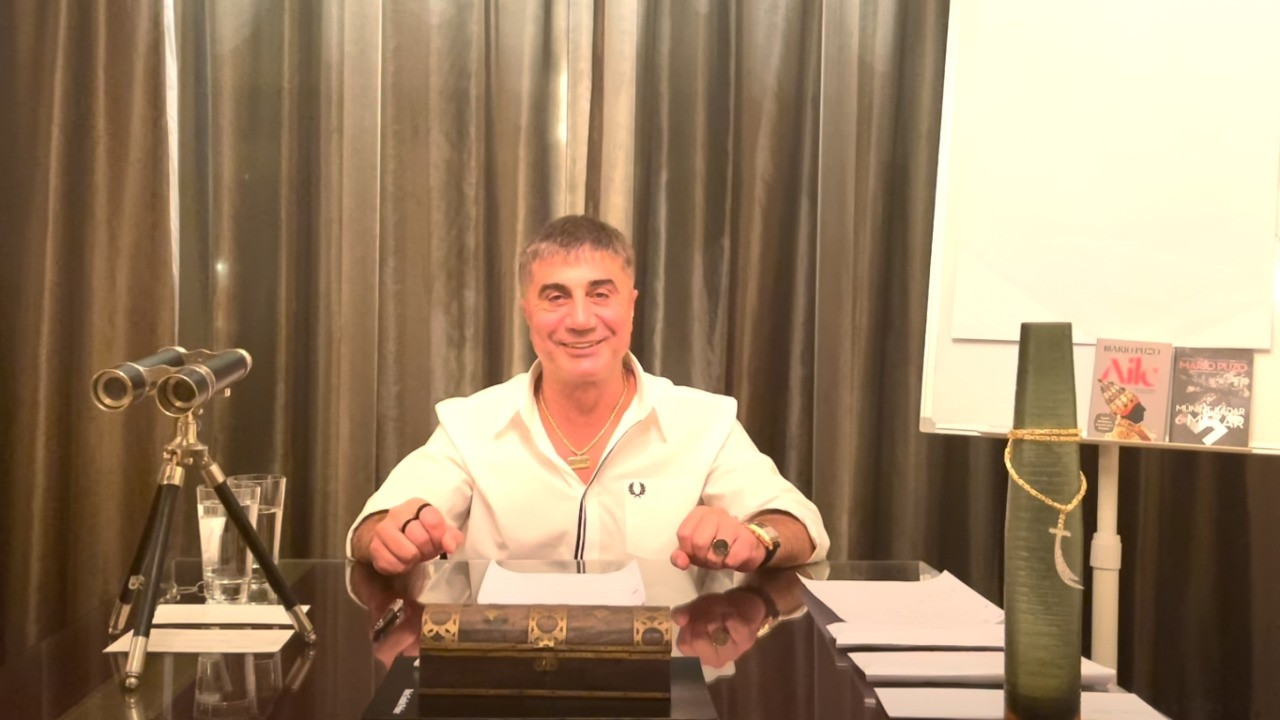 Ayda 10 bin dolar alan milletvekilini açıkladı: Sedat Peker Metin Külünk'e seçim dönemlerinde para verdiğini söyledi!