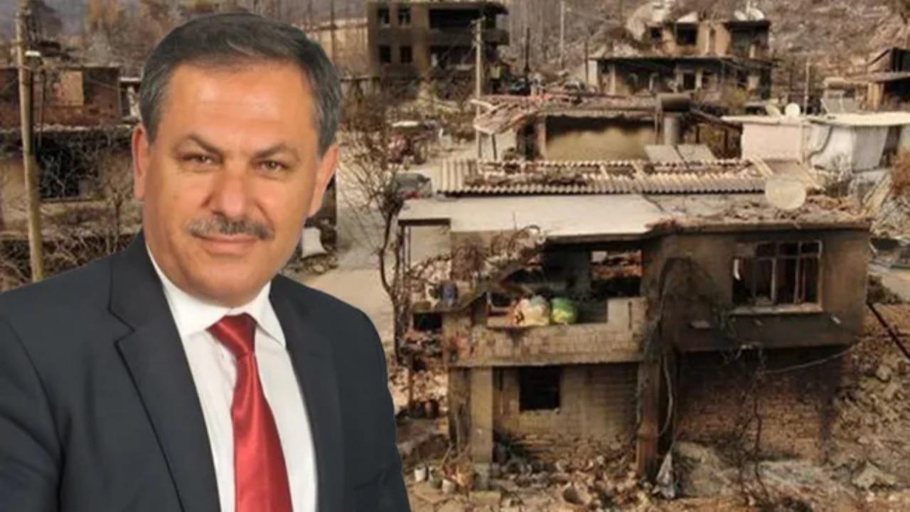 AKP'li Gündoğmuş Belediye Başkanı Mehmet Özeren'den skandal sözler! 'Keşke bizim de evimiz yansaydı' diyecekler'