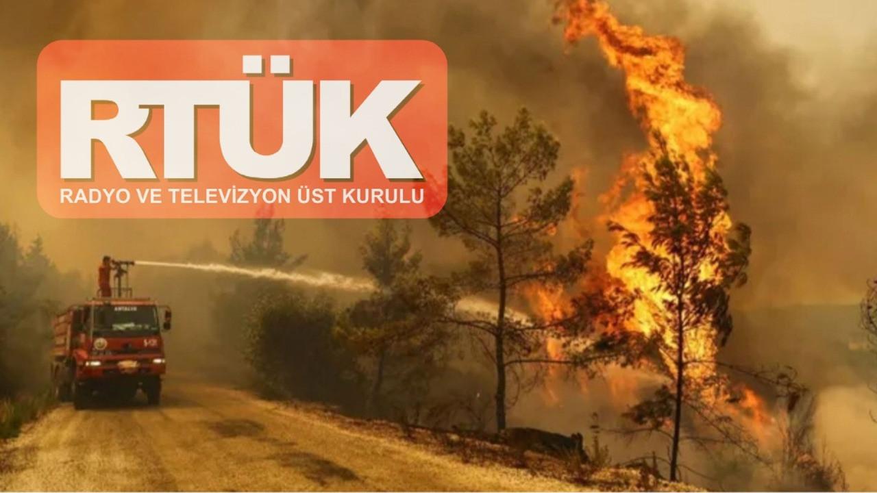 RTÜK'ten 6 kanala yangın cezası!