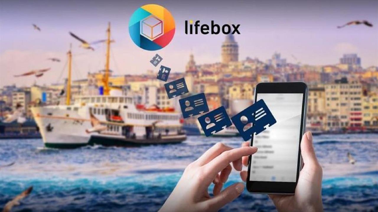 lifebox'a yüklenen dosya sayısı 8,5 milyarı geçti
