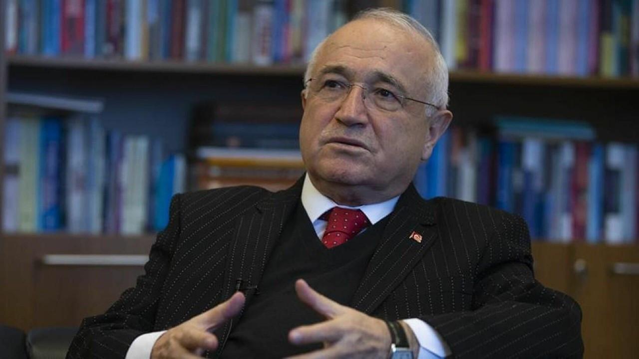 Erdoğan Bayraktar'ın ismini verdiği Cemil Çiçek de konuştu: Yalvarma falan yok