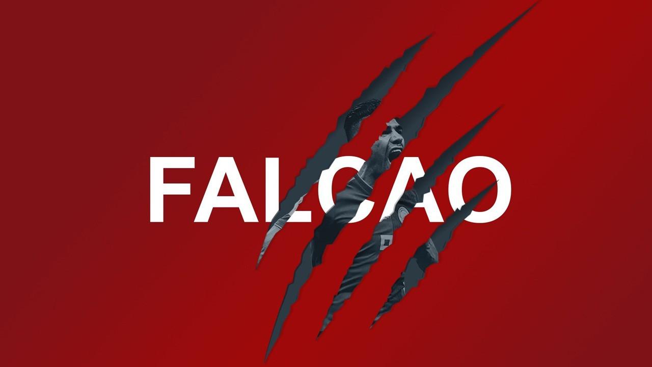Falcao transferini böyle açıkladılar