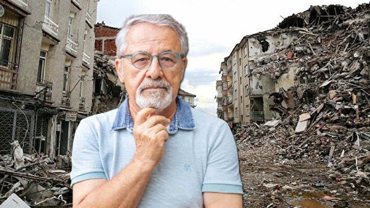 Prof. Dr. Naci Görür'den korkutan İstanbul depremi açıklaması... '7,2 - 7,6 büyüklüğünde deprem bekleniyor'