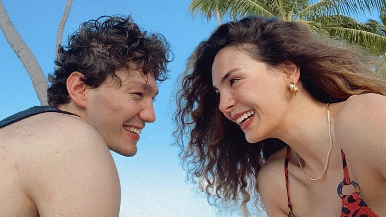Cedi Osman'dan Ebru Şahin'e evlilik teklifi