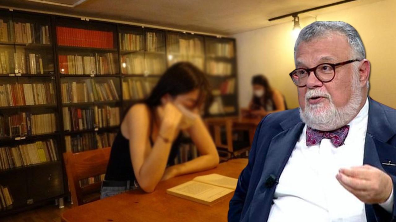 Prof. Dr. Celal Şengör öğrencisine yaptığını anlattı, ortalık ayağa kalktı! 'Eteğini kaldırıp kıçına tokat attım'