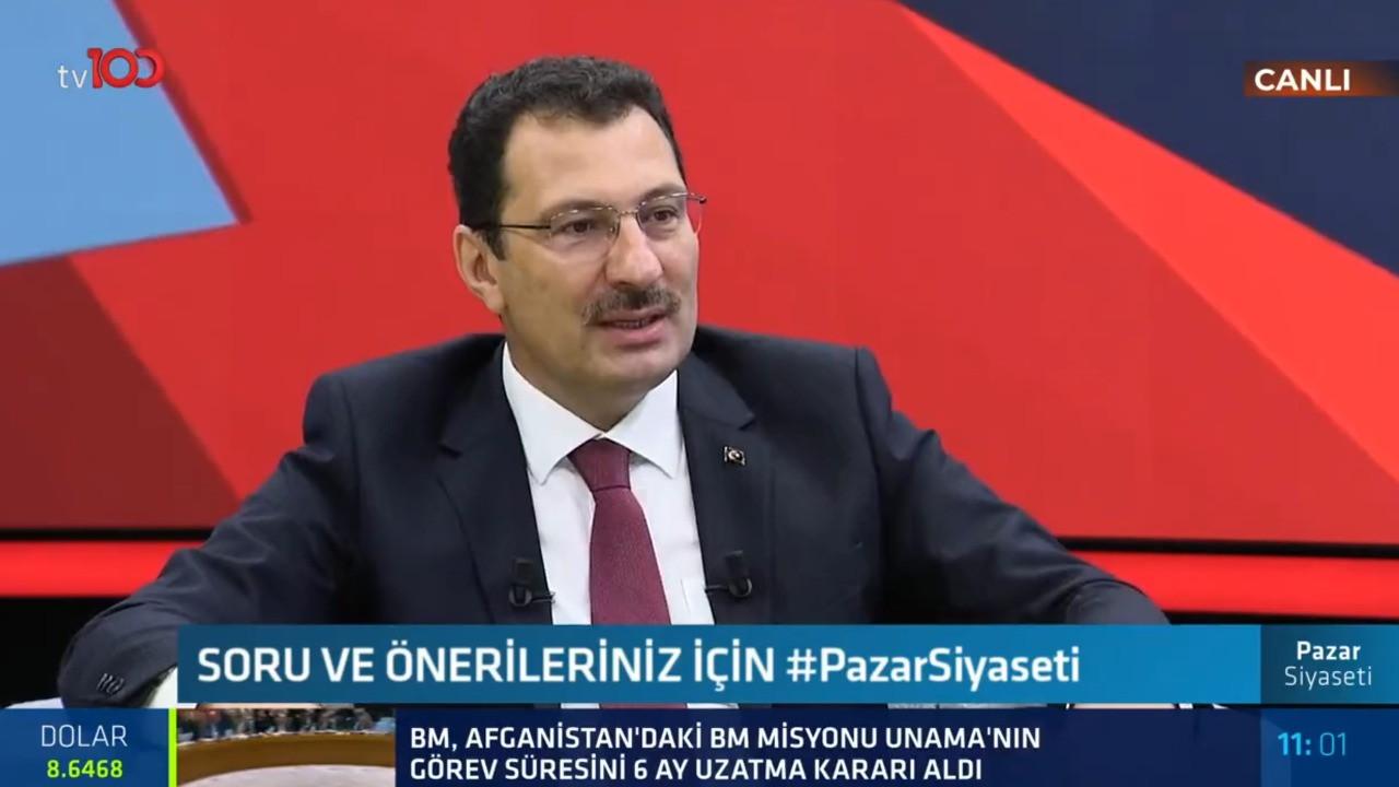 AK Parti Genel Başkan Yardımcısı Ali İhsan Yavuz: Seçimler yaklaştı