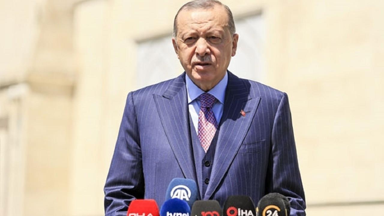 Cumhurbaşkanı Erdoğan'dan ABD'ye sert çıkış! ABD Terörle mücadele etmek yerine destek veriyor