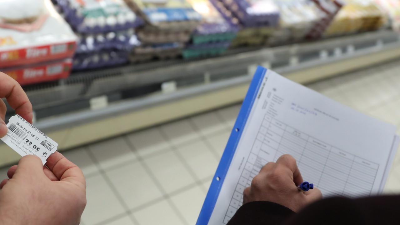 Cumhurbaşkanı Erdoğan'ın bahsettiği 5 büyük market için müfettiş görevlendirildi