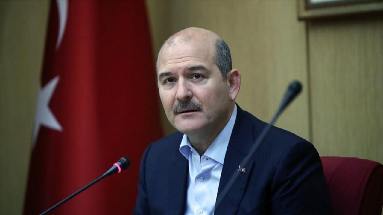 İçişleri Bakanı Süleyman Soylu: Siyasi cinayet istihbaratı yok, bu bir FETÖ taktiğidir!