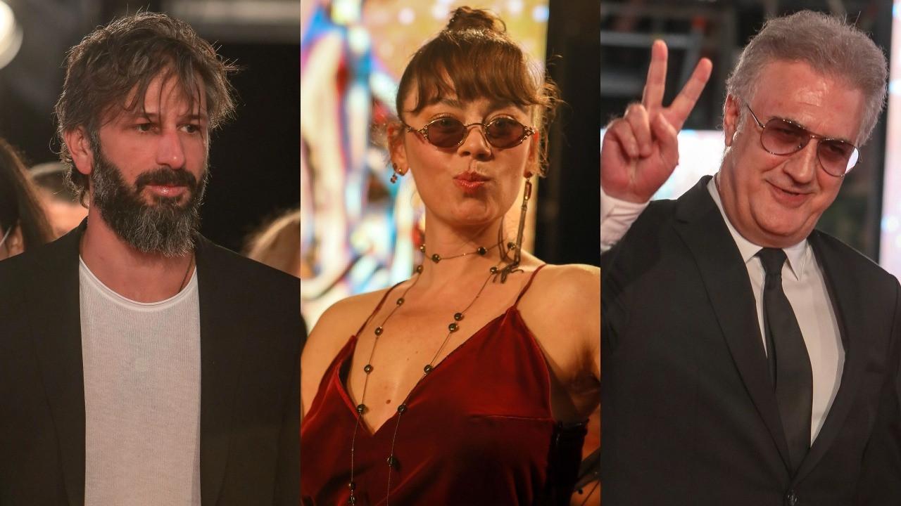 Altın Portakal Film Festivali'nde ödül gecesi
