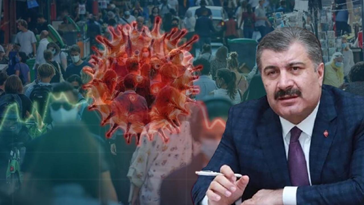 Sağlık Bakanlığı 11 Ekim güncel koronavirüs tablosunu açıkladı