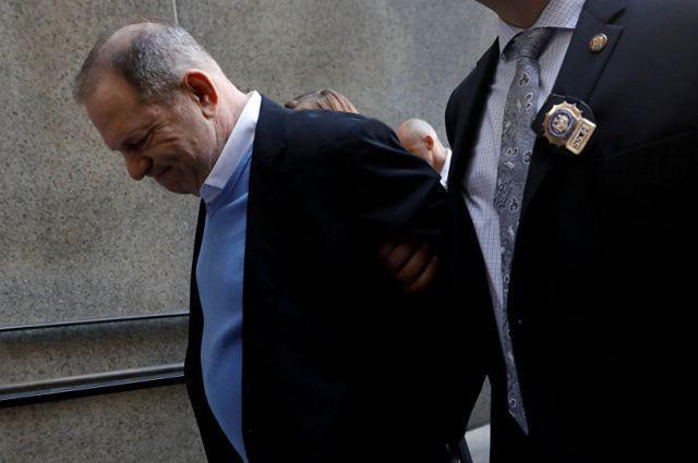 Harvey Weinstein 2 kadınla 44 milyon dolarlık uzlaşmaya gidiyor